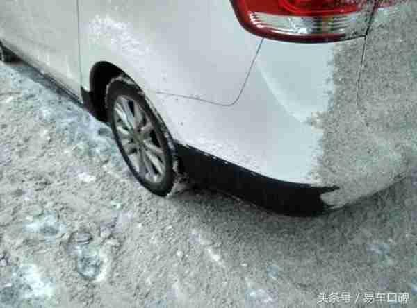 极寒天气如何化开冻在车身的冰霜?宝骏730车主口碑 - 10