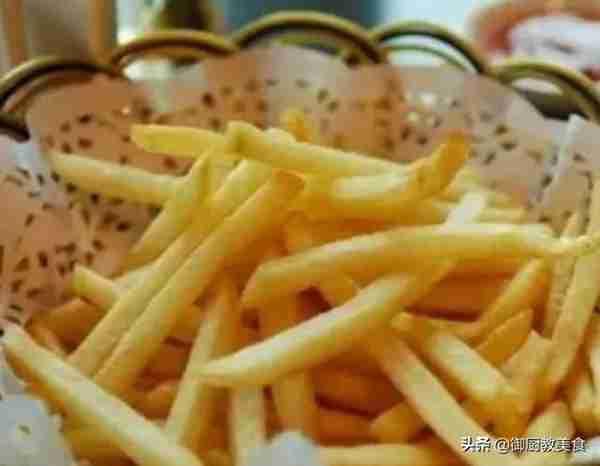 肯德基的炸薯条是怎么做的?大厨教你一招,薯条又酥又脆特好! - 1