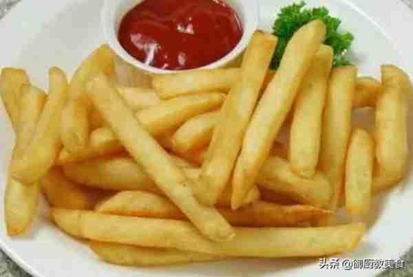 肯德基的炸薯条是怎么做的?大厨教你一招,薯条又酥又脆特好! - 7
